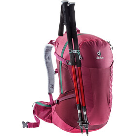 Deuter Futura 26 SL Backpack Dame ruby/maron
